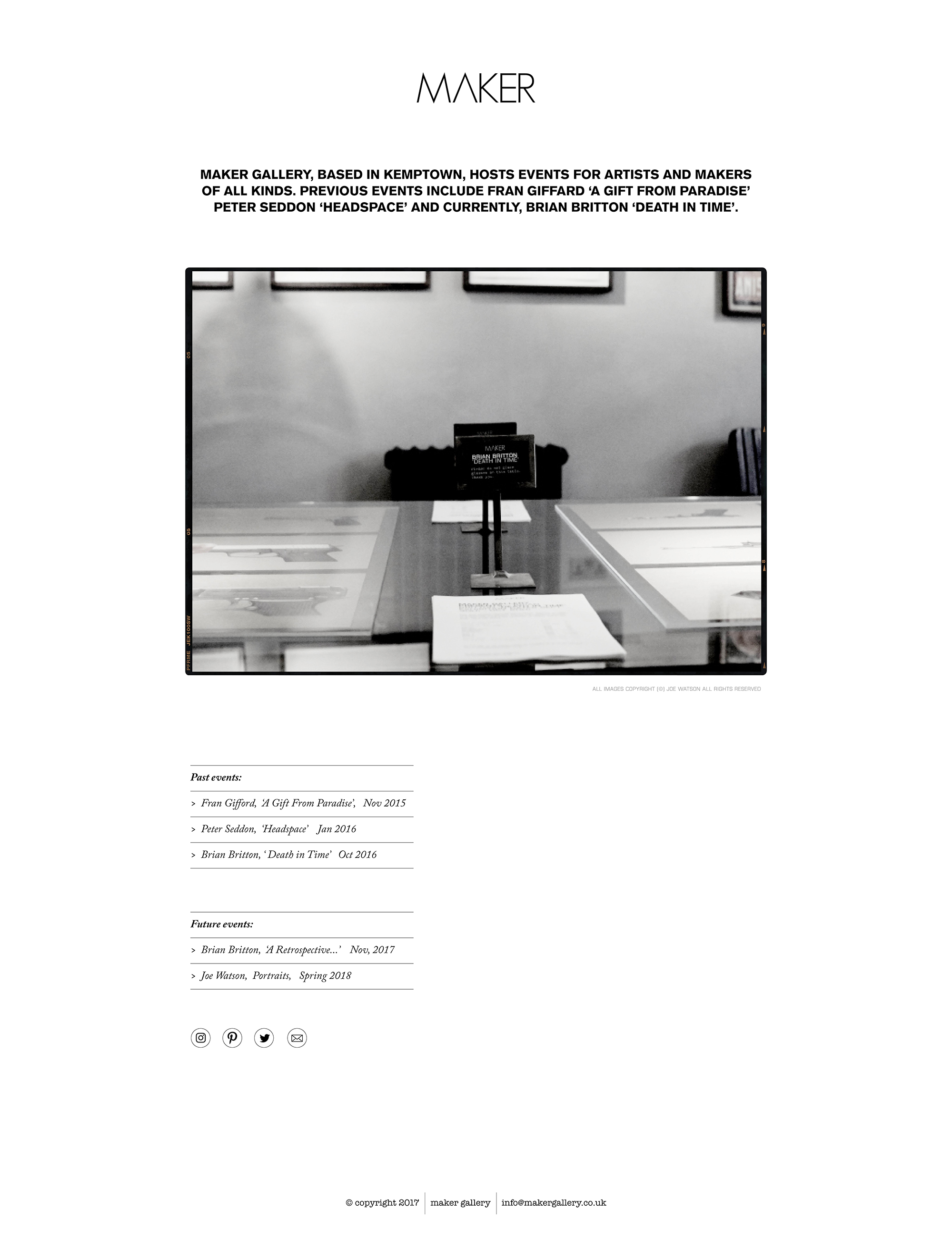 Maker-Gallery-Holding-Page